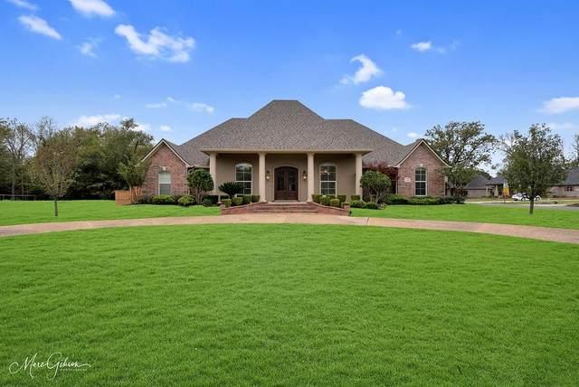 1100 Keystone Circle, Bossier City, LA 71111 (MLS #274013NL) :: HergGroup Louisiana