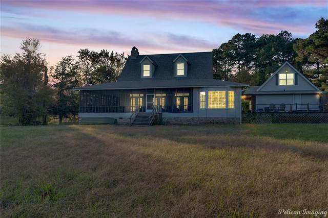 599 Pine Cove Road, Elm Grove, LA 71051 (MLS #275393NL) :: Team Hodnett