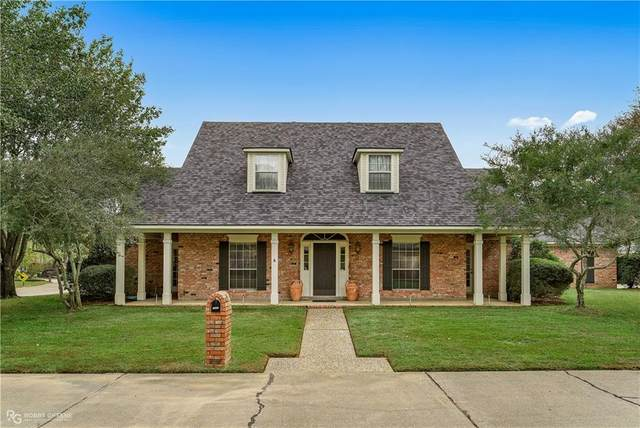 1502 Old River Circle, Shreveport, LA 71105 (MLS #275494NL) :: DFW Select Realty