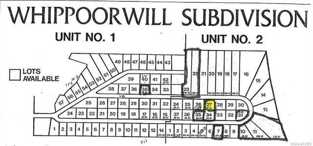 0 Dove Lane 27 UNIT 2, Stonewall, LA 71078 (MLS #277132NL) :: Lyn L. Thomas Real Estate | Keller Williams Allen