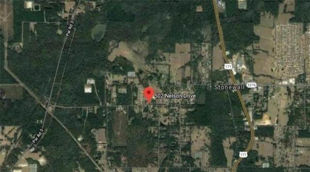 205 Nelson Drive, Stonewall, LA 71078 (MLS #277182NL) :: HergGroup Louisiana