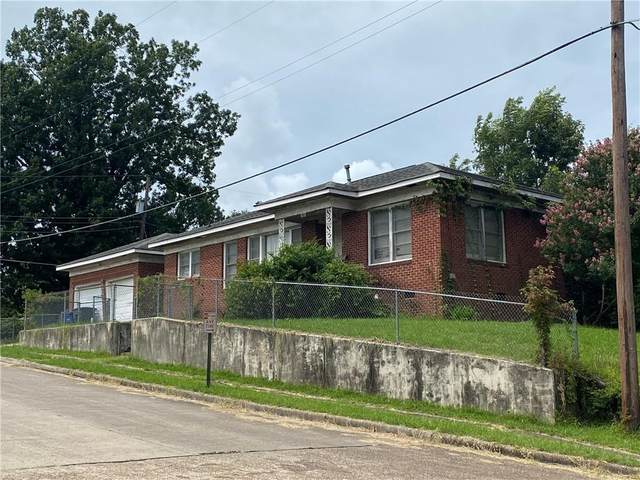 2803 Ashton Street, Shreveport, LA 71103 (MLS #277483NL) :: Team Hodnett