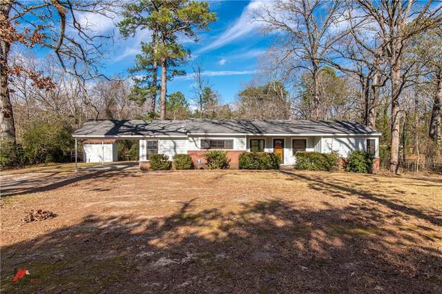 3604 Junior Place, Shreveport, LA 71119 (MLS #277560NL) :: The Chad Smith Team