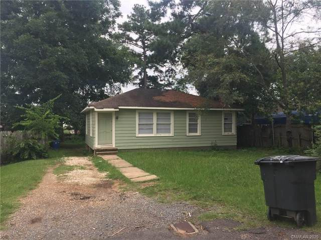 228 W 69th Street, Shreveport, LA 71106 (MLS #277588NL) :: The Property Guys