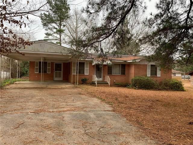 1106 Young Street, Minden, LA 71055 (MLS #277593NL) :: The Hornburg Real Estate Group