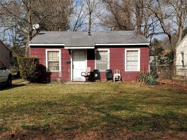 1838 Lyons Street, Shreveport, LA 71108 (MLS #279727NL) :: Team Hodnett