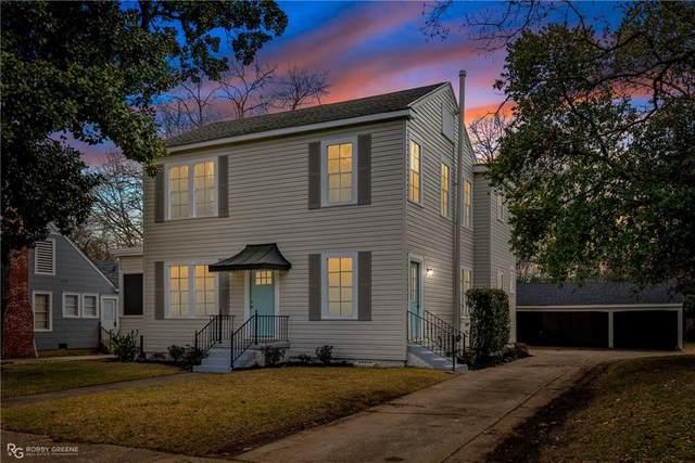 435 Stephenson Street, Shreveport, LA 71104 (MLS #280074NL) :: Team Hodnett