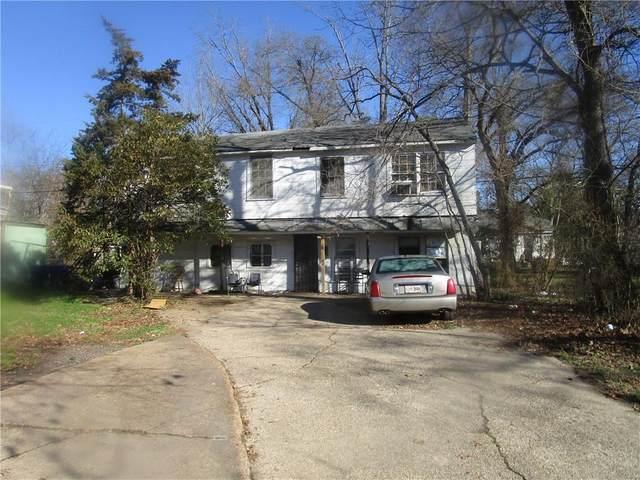 136/1361/2 E Boulevard Street, Shreveport, LA 71104 (MLS #280402NL) :: Potts Realty Group