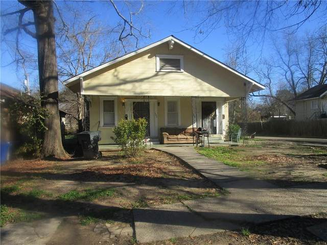 302 Prospect Street, Shreveport, LA 71104 (MLS #280404NL) :: Premier Properties Group of Keller Williams Realty