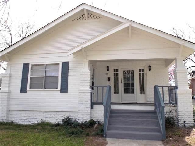 127 Dalzell Street, Shreveport, LA 71104 (MLS #280469NL) :: Real Estate By Design
