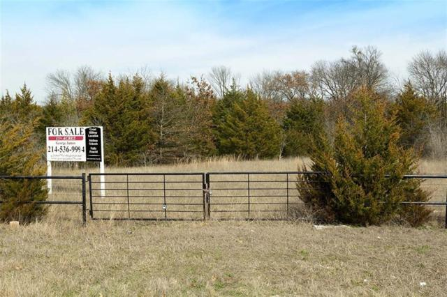 15 Acres Fm 2933, Melissa, TX 75454 (MLS #11610417) :: Maegan Brest | Keller Williams Realty