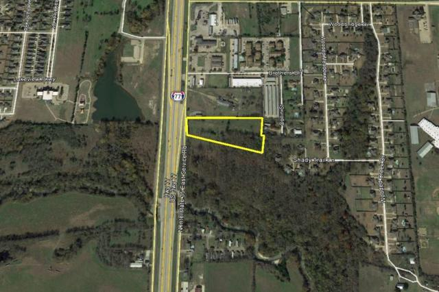 5 Ac Interstate 35, Red Oak, TX 75154 (MLS #13102710) :: Team Hodnett