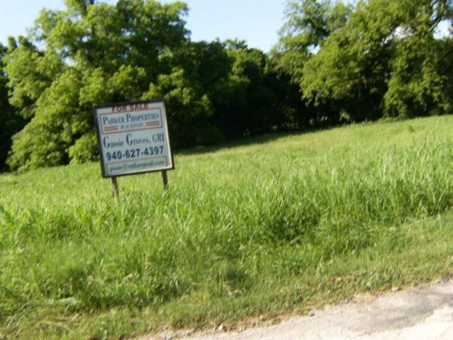 0000 Decatur Street, Chico, TX 76431 (MLS #13131138) :: The Sarah Padgett Team