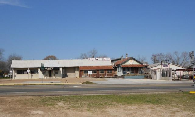 201 NE Fourth Street, Hubbard, TX 76648 (MLS #13135950) :: Team Hodnett