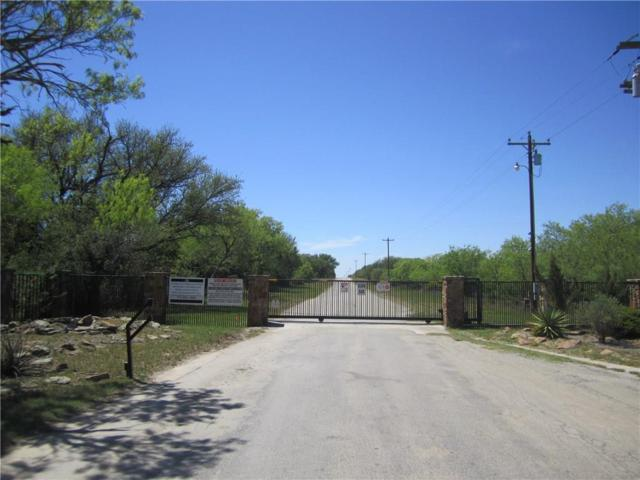 Lot399 N Lakeside Lane, May, TX 76857 (MLS #13196259) :: Team Hodnett