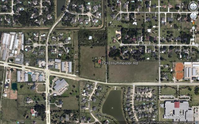17210 Huffmeister Road, Houston, TX 77429 (MLS #13223970) :: The Kimberly Davis Group