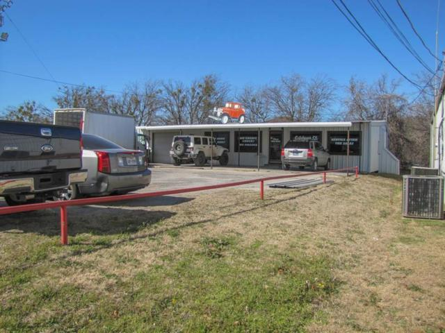1351 W South Loop, Stephenville, TX 76401 (MLS #13315342) :: The Hornburg Real Estate Group