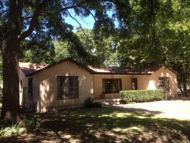 216 Pine Street, Clyde, TX 79510 (MLS #13332367) :: Real Estate By Design