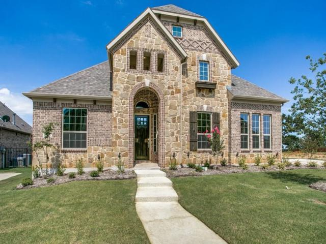 4916 Bateman, Fort Worth, TX 76244 (MLS #13410143) :: Team Hodnett