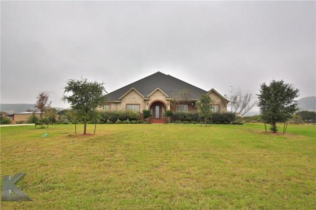 134 Cedar Ridge Road, Tuscola, TX 79562 (MLS #13440153) :: Team Hodnett