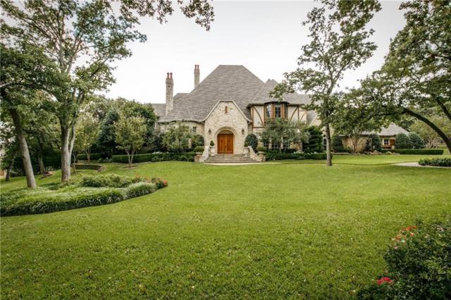 1208 Saddlebrook Way, Bartonville, TX 76226 (MLS #13473573) :: The Real Estate Station