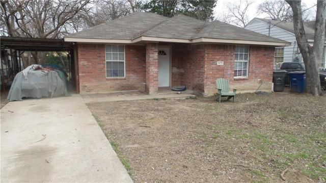 5671 Churchill Avenue, Dallas, TX 75227 (MLS #13499395) :: Team Hodnett