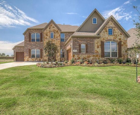 9733 Hickory Hill Road, Frisco, TX 75035 (MLS #13509571) :: Team Hodnett
