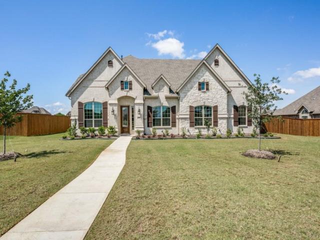 343 Redstone, Sunnyvale, TX 75182 (MLS #13522348) :: Team Hodnett