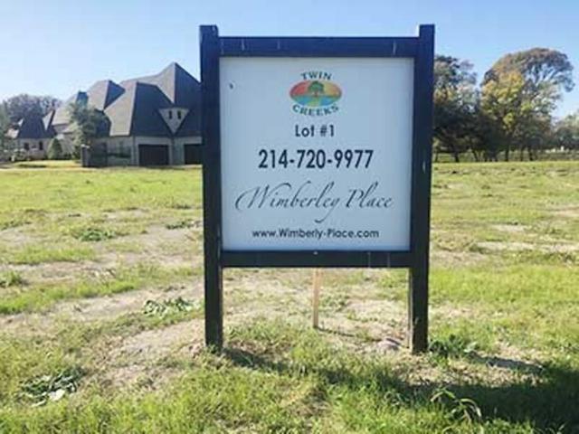 501 Lakeway Drive, Allen, TX 75013 (MLS #13523183) :: The Real Estate Station