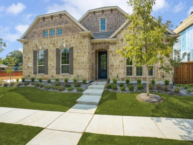 4720 Latour, Colleyville, TX 76034 (MLS #13529850) :: Team Hodnett
