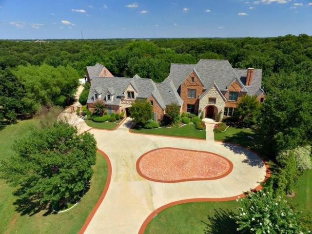 8105 Firestone Drive, Flower Mound, TX 75022 (MLS #13540877) :: The Real Estate Station