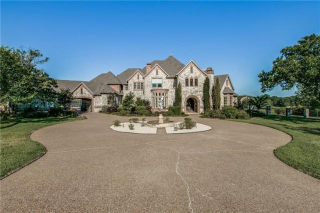 5701 Lighthouse Drive, Flower Mound, TX 75022 (MLS #13544867) :: The Real Estate Station