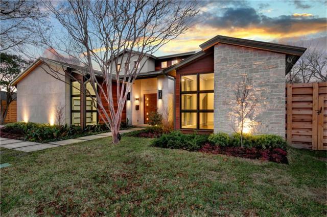 6031 Burgundy Road, Dallas, TX 75230 (MLS #13545907) :: Team Hodnett