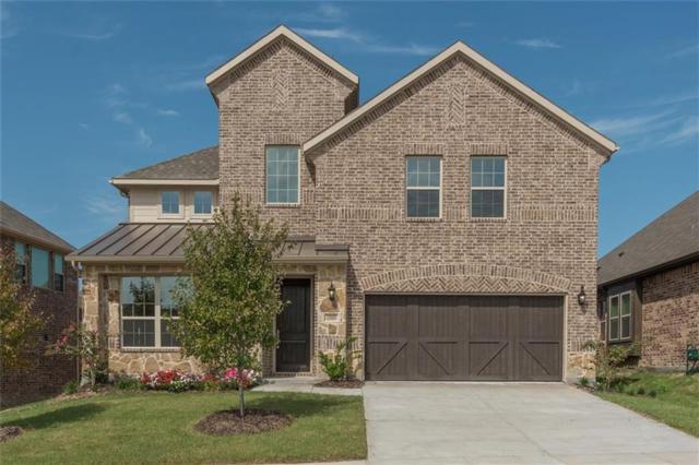 13103 Lanier Drive, Frisco, TX 75035 (MLS #13546518) :: Team Hodnett