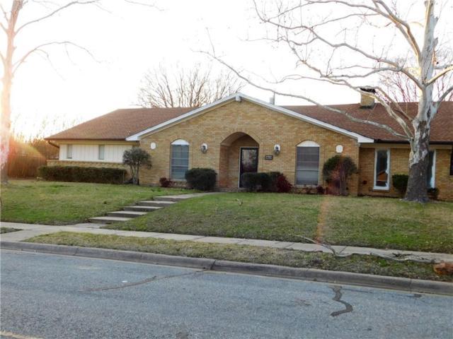 1605 Yarborough Drive, Sherman, TX 75092 (MLS #13552984) :: Team Hodnett