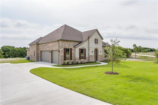 2540 Creek Crossing Lane, Midlothian, TX 76065 (MLS #13556202) :: Team Hodnett