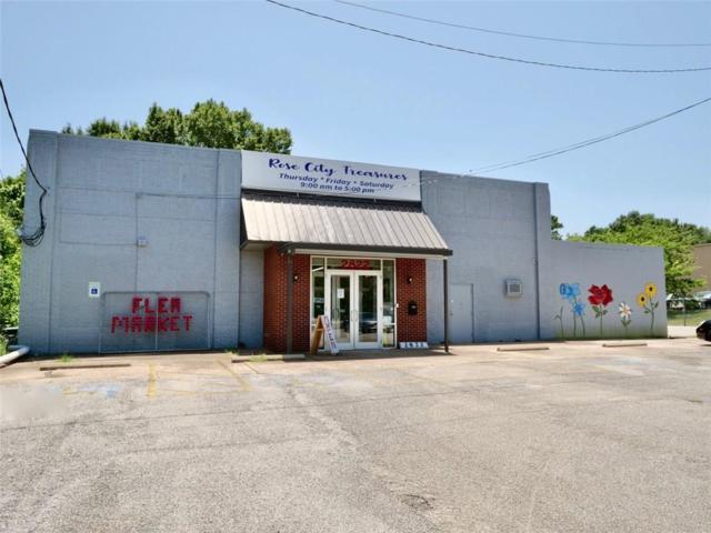 2822 W Erwin Street, Tyler, TX 75702 (MLS #13563796) :: Robbins Real Estate Group
