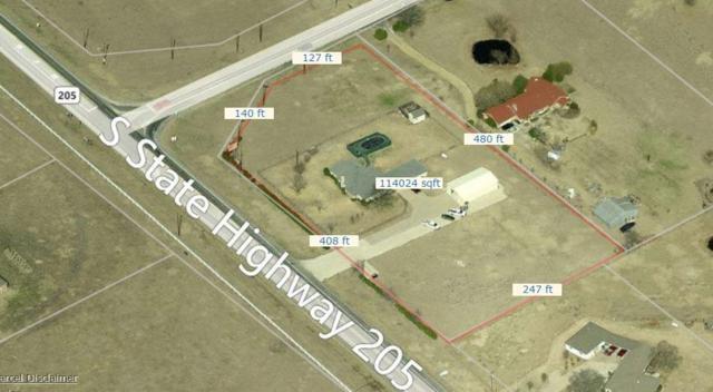10689 S State Highway 205, Rockwall, TX 75032 (MLS #13563877) :: Team Hodnett