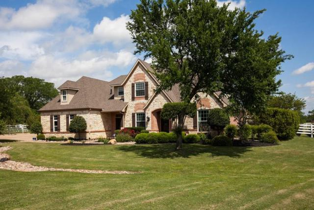 1325 Saddlebrook Court, Bartonville, TX 76226 (MLS #13579683) :: The Real Estate Station
