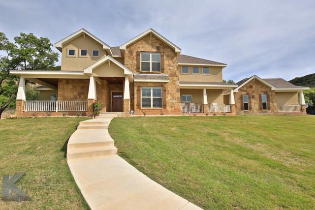 125 Sandstone Court, Tuscola, TX 79562 (MLS #13585149) :: The Tonya Harbin Team