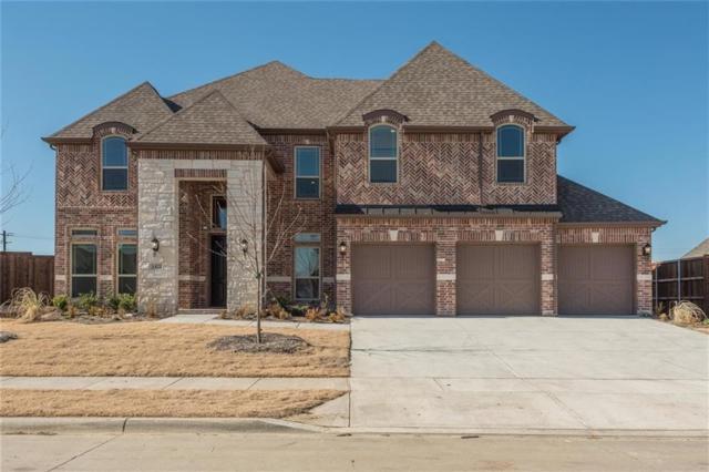 1421 Ramsbury Lane, Prosper, TX 75078 (MLS #13585614) :: Team Hodnett