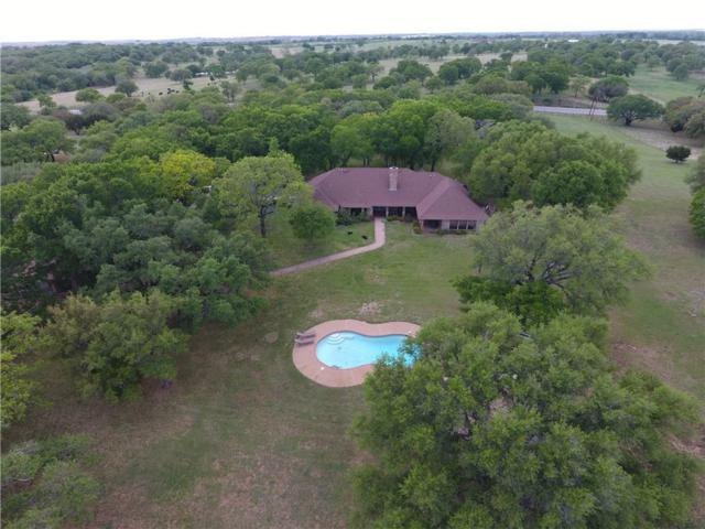 3721 Bethel Road, Weatherford, TX 76087 (MLS #13589514) :: Team Hodnett