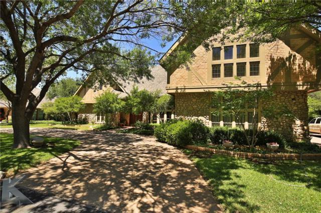 44 Lytle Place Drive, Abilene, TX 79602 (MLS #13592443) :: Team Hodnett