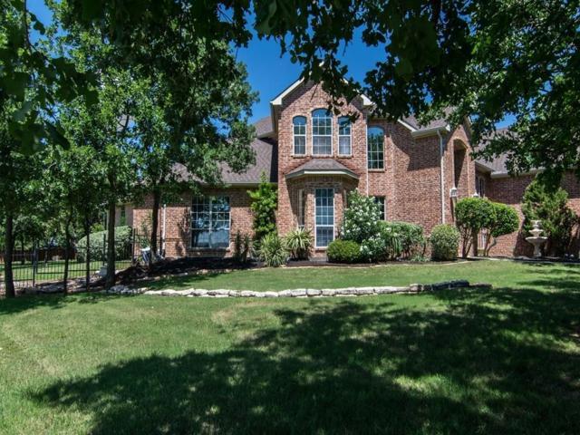 290 Timberleaf Drive, Double Oak, TX 75077 (MLS #13593006) :: RE/MAX Elite