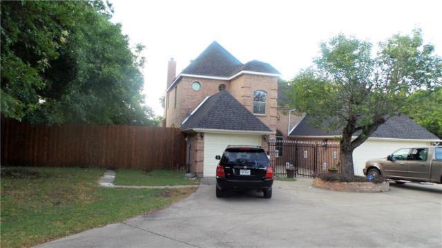 419 Woodhaven Boulevard, Duncanville, TX 75116 (MLS #13599270) :: Team Hodnett