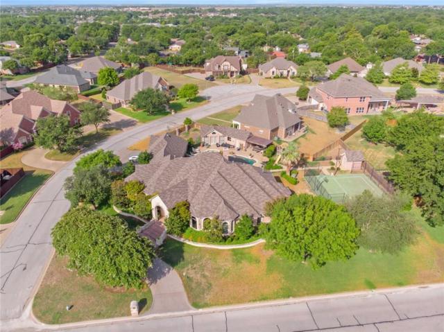 1122 Berkley Drive, Cleburne, TX 76033 (MLS #13601503) :: Team Hodnett
