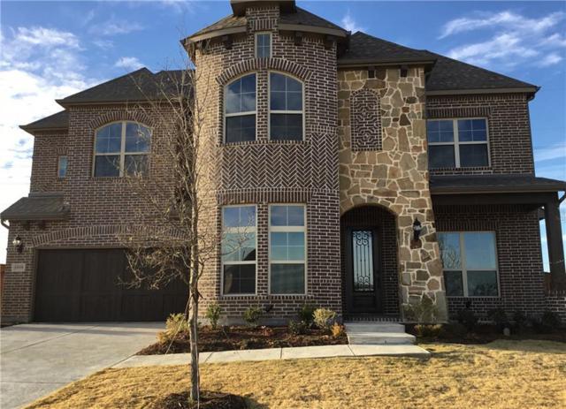 15559 Carnoustie Lane, Frisco, TX 75035 (MLS #13601731) :: Team Hodnett