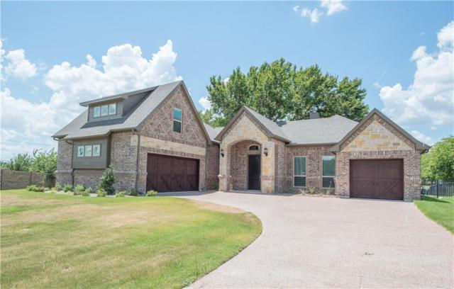 901 Crown Valley Drive, Weatherford, TX 76087 (MLS #13603974) :: Team Hodnett