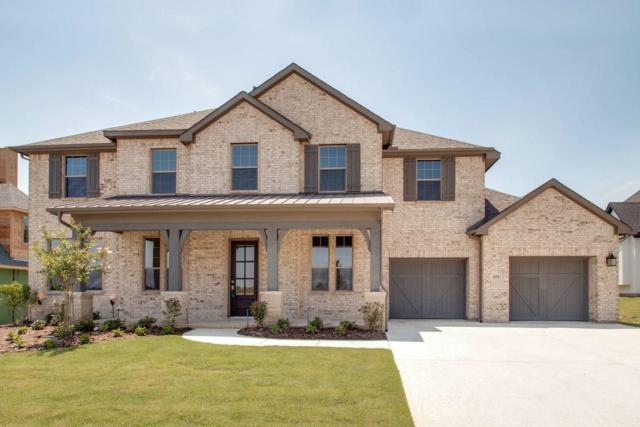 410 Pegasus Ridge, Argyle, TX 76226 (MLS #13615314) :: The Real Estate Station