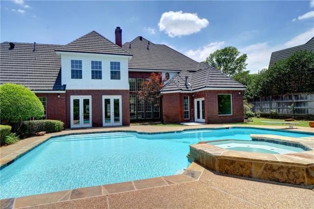 4111 Buckingham Place, Colleyville, TX 76034 (MLS #13615499) :: Team Hodnett